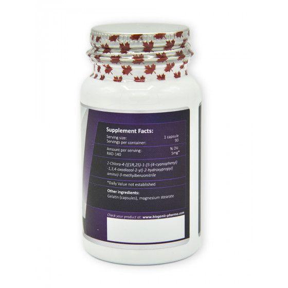 Biogenic pharma - Testolone 90 kapsúl