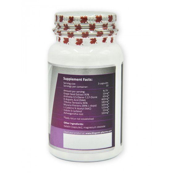 PCT FULL COMPLEX Biogenic pharma