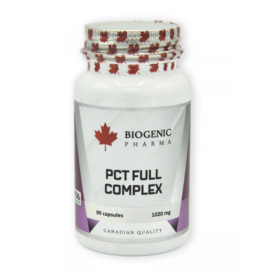 Biogenic pharma - PCT FULL COMPLEX 90 kapsúl