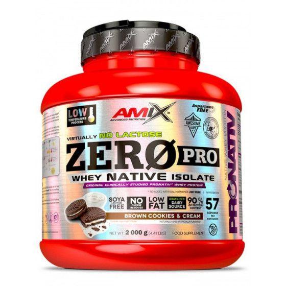 Amix - ZeroPro Protein 2000g