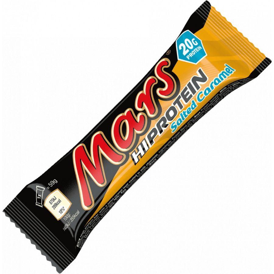 MARS HI PROTEIN BAR 59 G