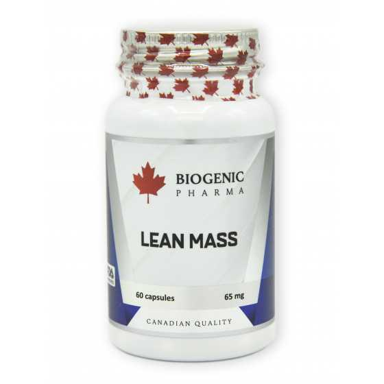 Lean mass Biogenic pharma