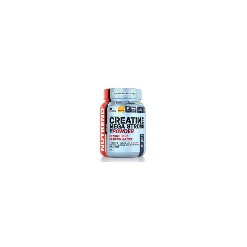 Nutrend -CREATINE MEGA STRONG POWDER 500 g