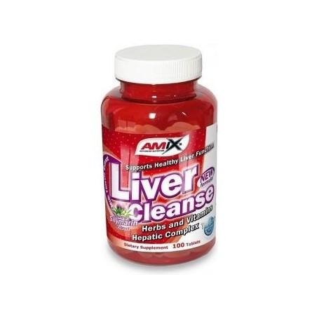 Amix Liver Cleanse 100 tabliet