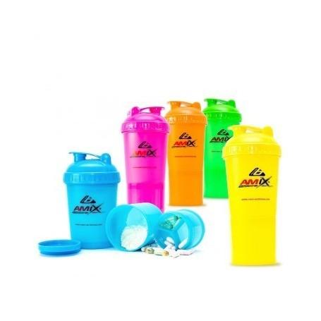 AMIX Shaker Monster Bottle Colour -600 ml