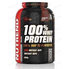 NUTREND - 100 WHEY PROTEIN 2250 g
