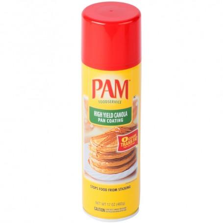 PAM HIGH YIELD CANOLA 482G