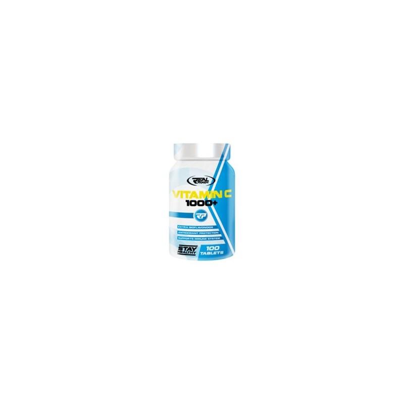Real Pharm Vitamin C + 1000 - 100 tab.