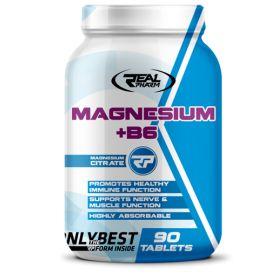 Real Pharm Magnesium+B6 90 tab.