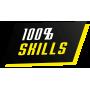 100% Skills